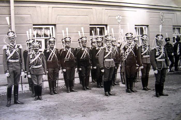лейб-гвардии семеновский полк фото